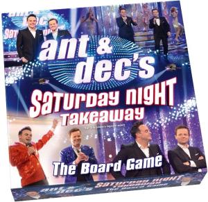 Ant & Dec's Saturday Night Takeaway: The Board Game