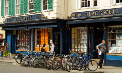 Blackwell's Bookshop Oxford