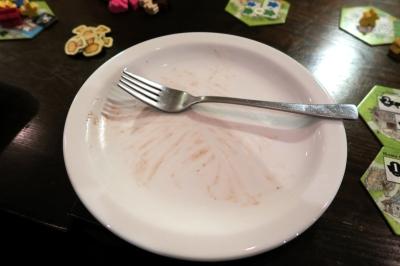An Empty Plate!