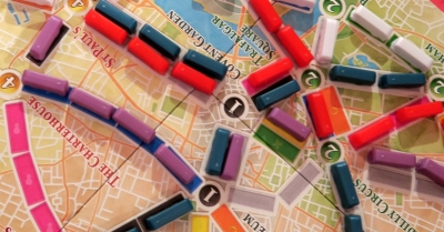 Ticket to Ride: London