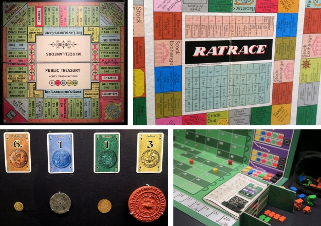 """The British Museum, """"Playing with Money: Currency and Games"""""""