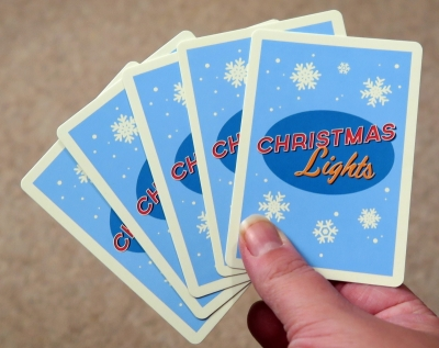 Christmas Lights: A Card Game