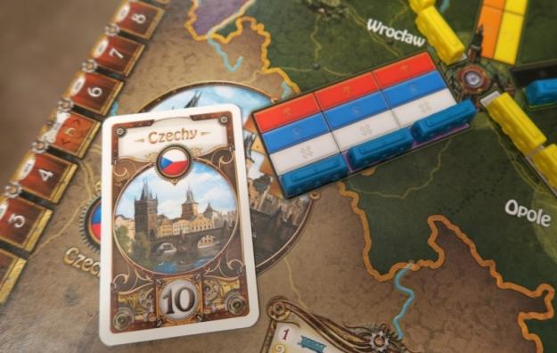 Wsiąść do Pociągu: Polska