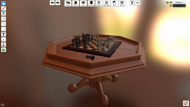 Chess on Tabletop Simulator