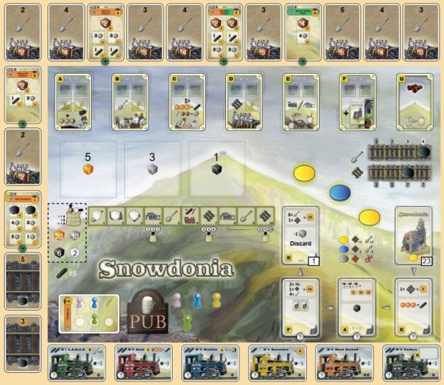 Snowdonia on yucata.de