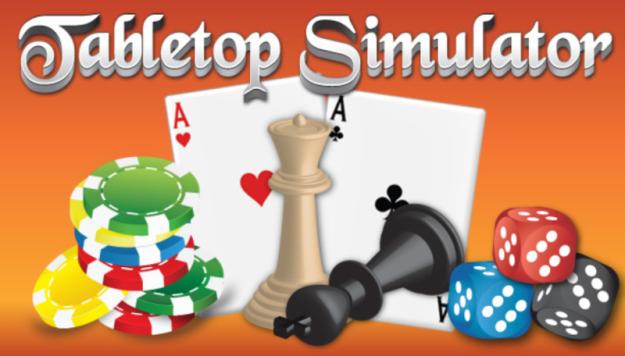 Tabletop Simulator Splash Screen