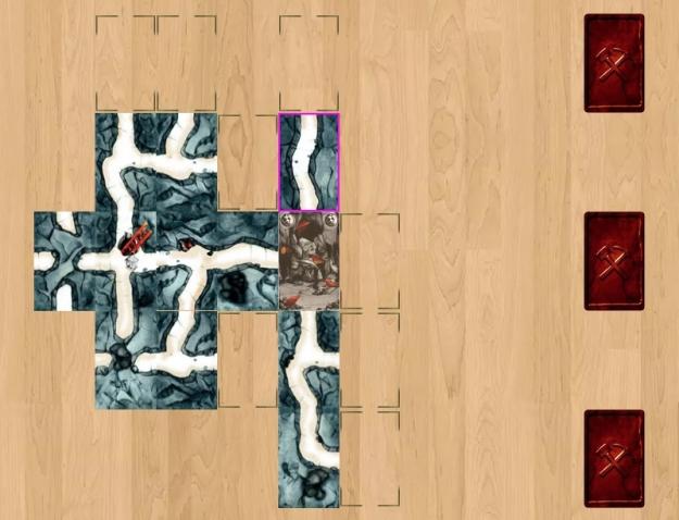 Saboteur on Board Game Arena