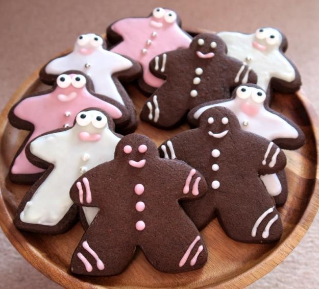 2020 Christmas Gingerbread Meeples