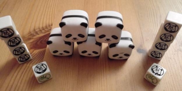 Pass the Pandas & Posing Pandas