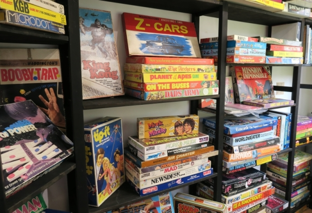 Museum of Board Games in Newent