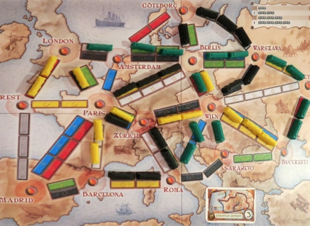 Ticket to Ride Demo